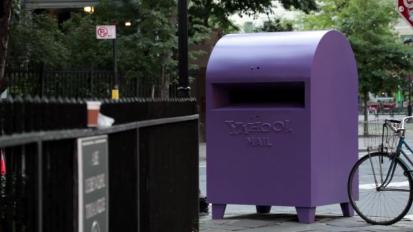 'Mailbox' – Yahoo!