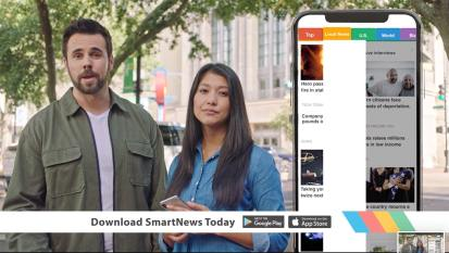'Local News' & 'Sisters' – SmartNews