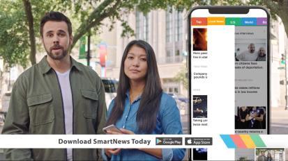 'Local News' & 'Sisters' –SmartNews